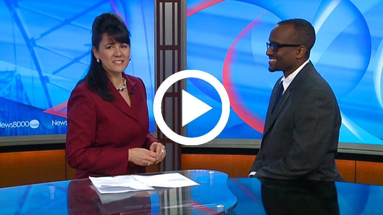 Ezana Azene, MD, PhD talks about Uterine Fibroid Embolization