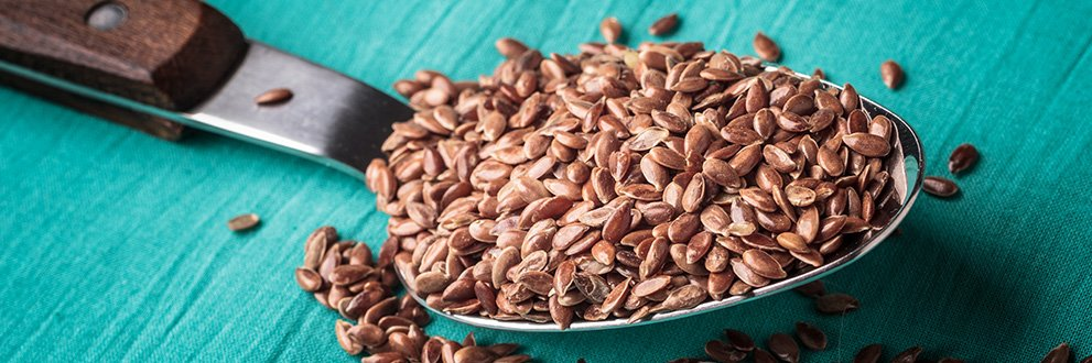 have you heard the benefits of flaxseed?