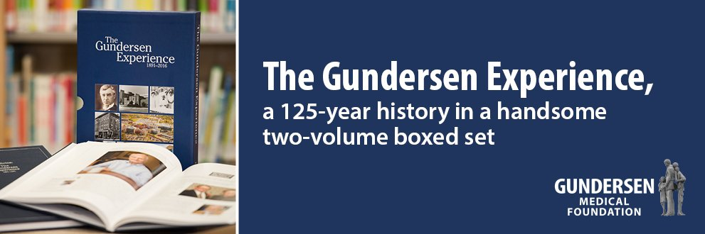 The Gundersen Experience boxed set