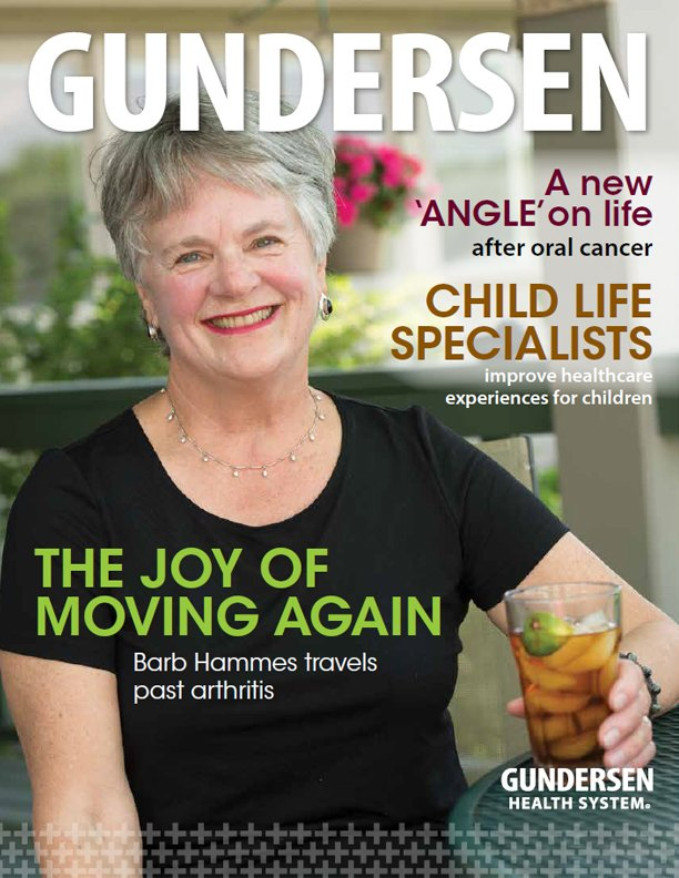 Gundersen Magazine Fall 2018 issue