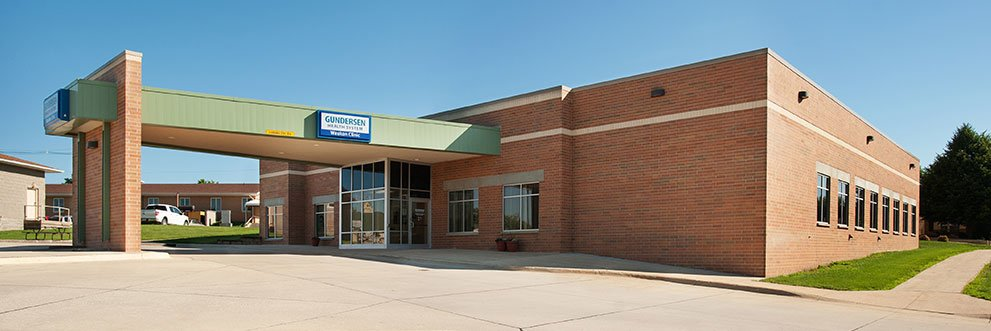 Gundersen Eye Clinic Waukon