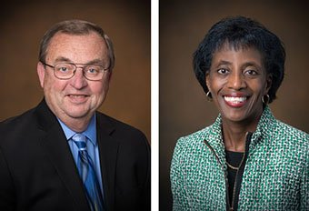 Arndt and Kopp join board