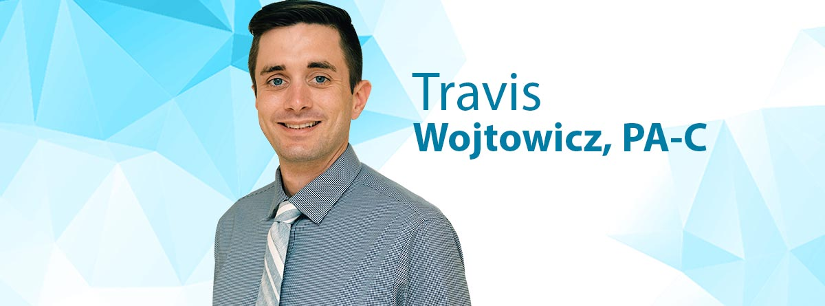 Welcome Travis Wojtowicz, PA-C to Elroy Clinic
