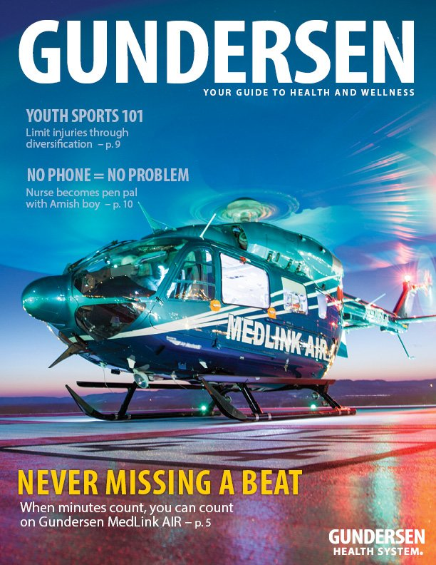 Gundersen Magazine Spring 2017 issue