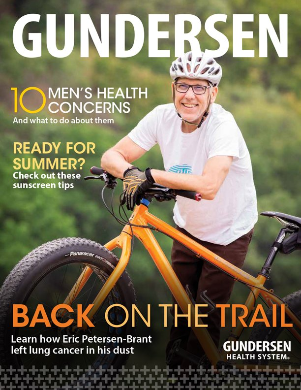 Gundersen Magazine Spring 2018 issue