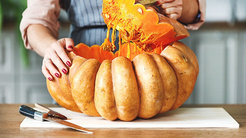 how to cook pumpkin and squash