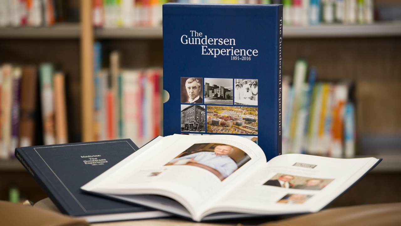 The Gundersen Experience: two book box set