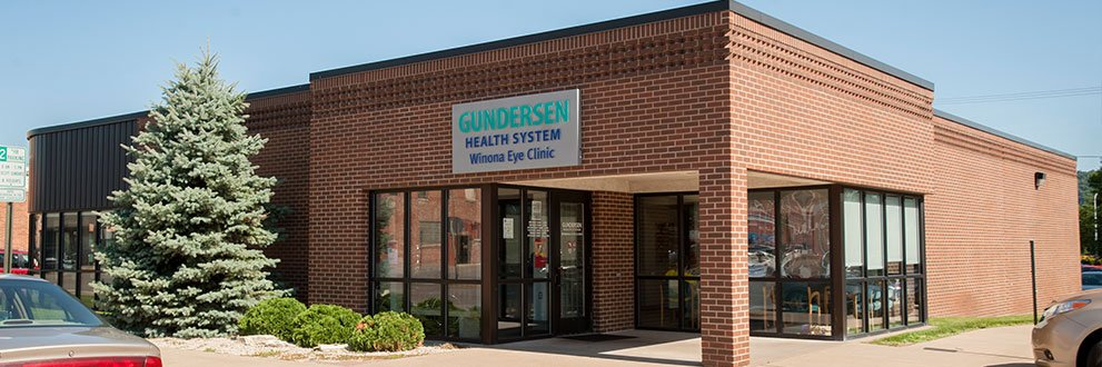 Gundersen Eye Clinic Winona