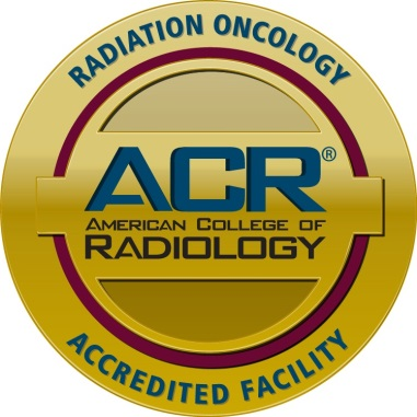 American College of Radiation accredited facility seal