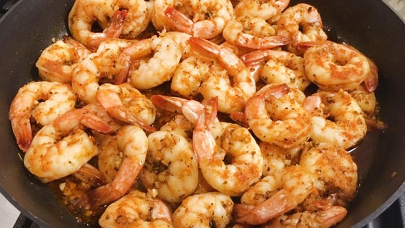 the best marinated shrimp recipe