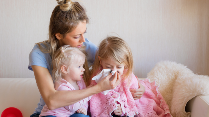 5 ways to kick the common cold