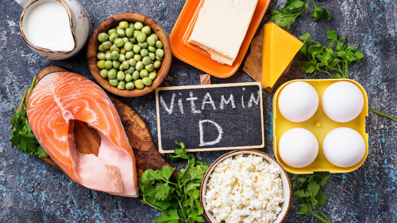 Vitamin D choices