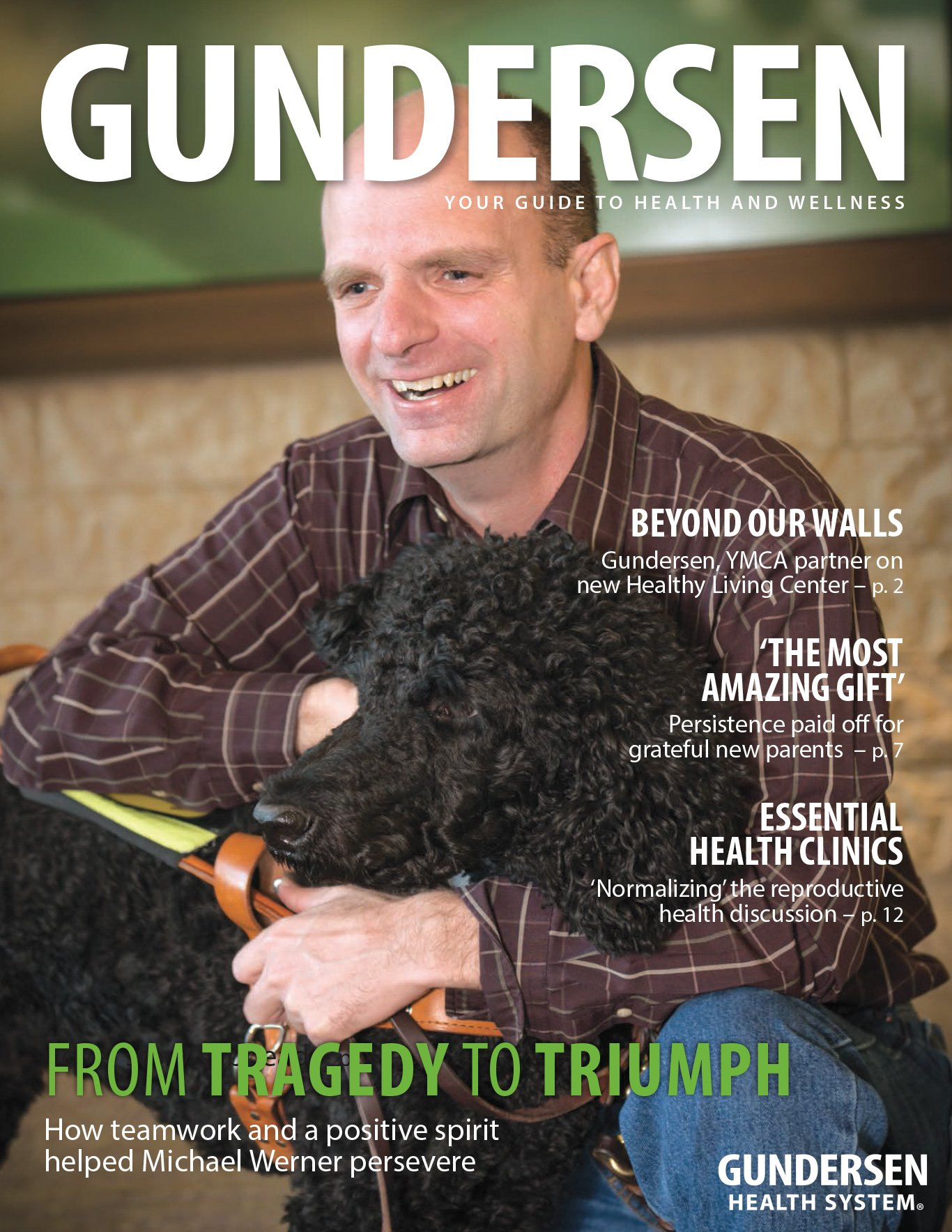 Gundersen Magazine Summer 2016 issue