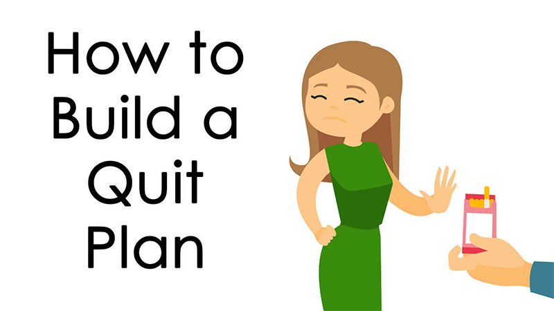 how to build a quit smoking plan