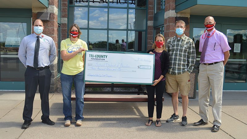 Tri-County Foundation donates to CNA course