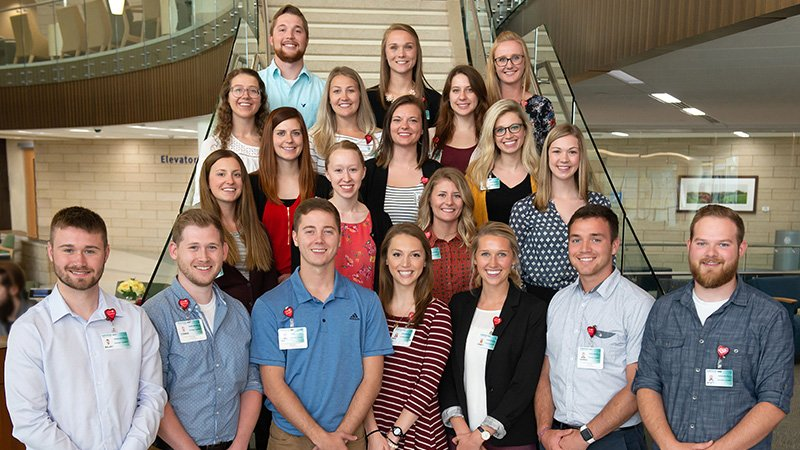 summer nurse intern group