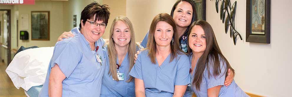 Gundersen Tri-County Hospital and Clinics--a great place to work!
