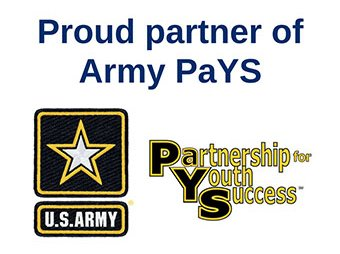 Gundersen is a proud partner of Army PaYS. U.S. Army and Partnership for Youth Success