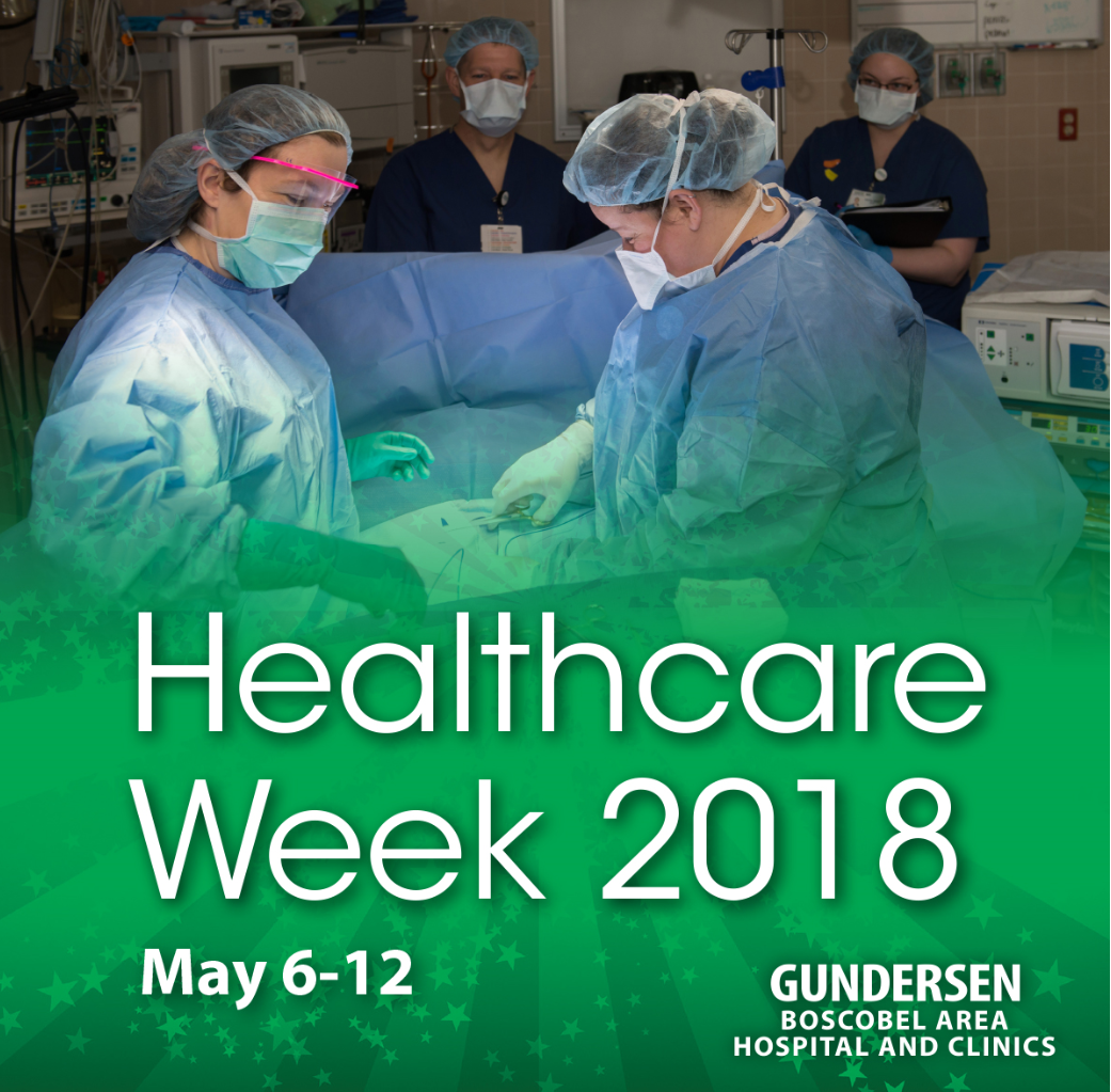 Boscobel Healthcare Week Image