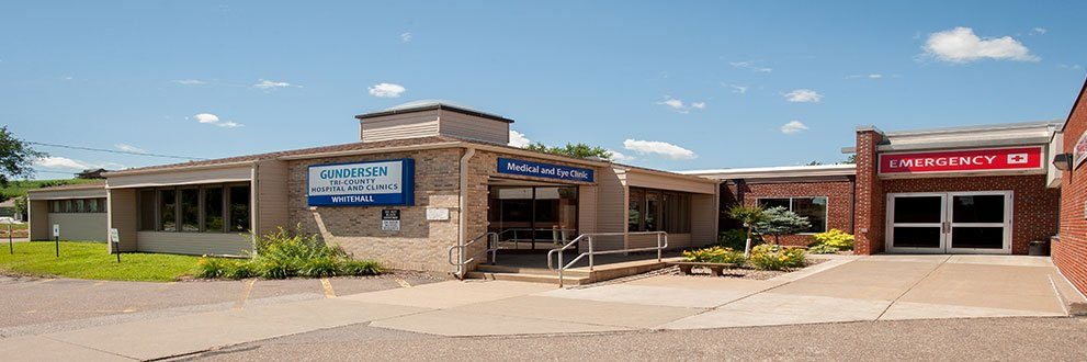 Gundersen Eye Clinic Whitehall