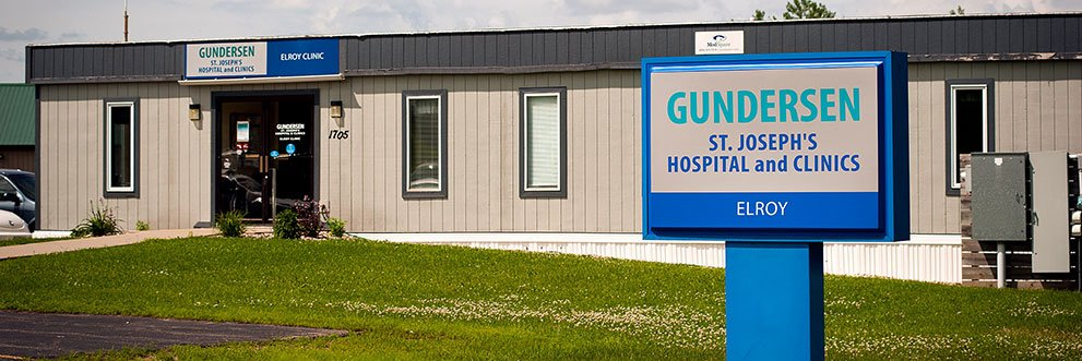 Gundersen St. Joseph's Hospital and Clinics Elroy