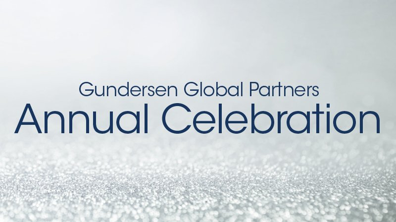 Gundersen Global Partners Annual Celebration