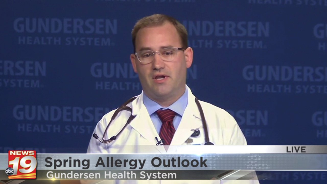 spring allergy outlook