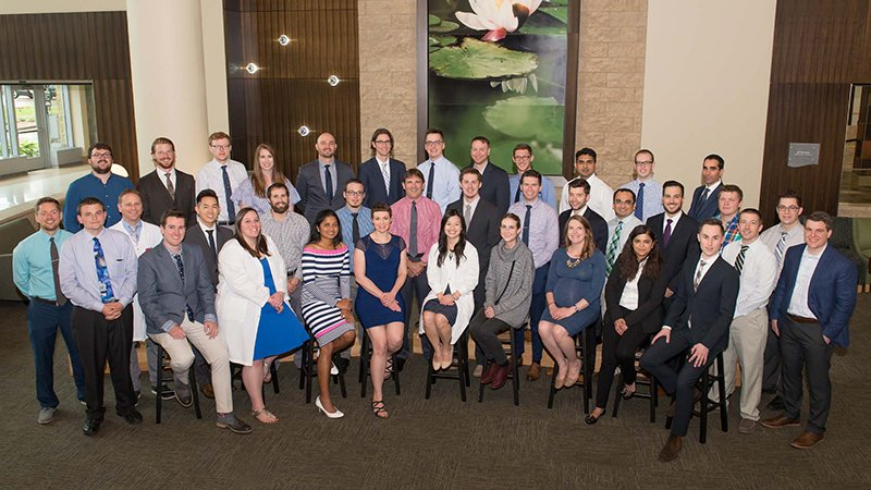 Congratulations, residents and fellows - Gundersen Health System