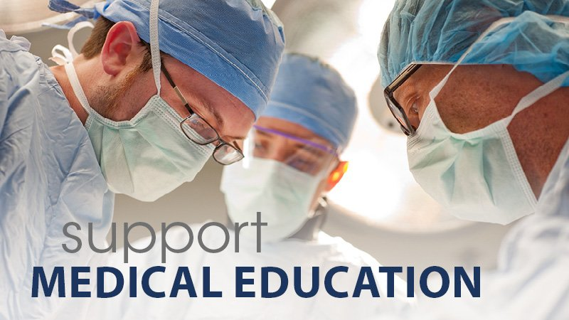 Support Medical Education