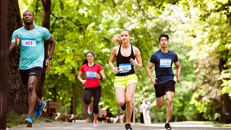 4 tips to help you win your first race