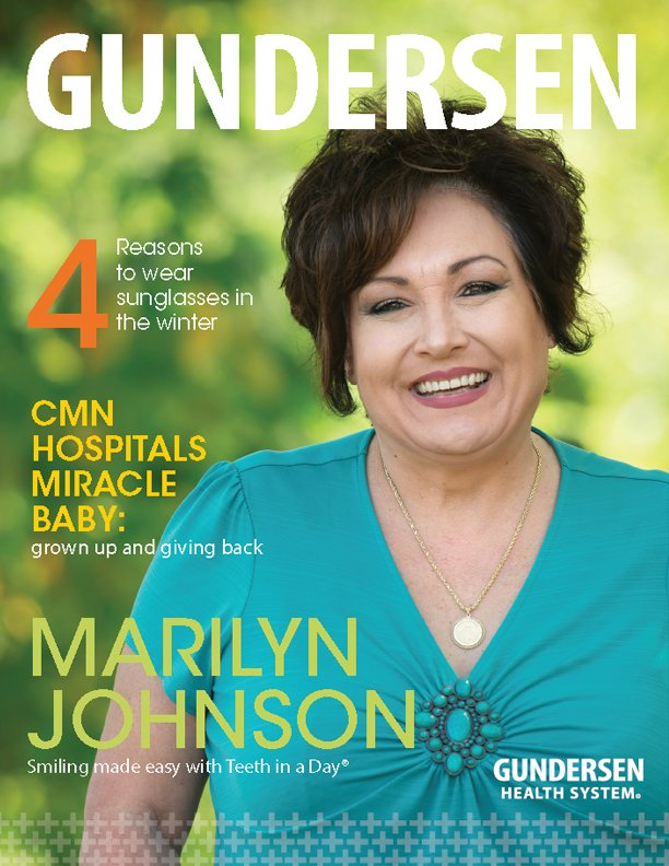 Gundersen Magazine Fall 2017 issue