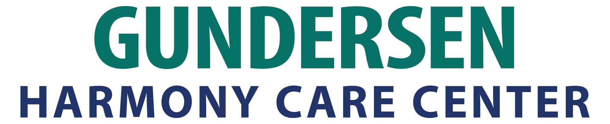 Gundersen Harmony Care Center logo