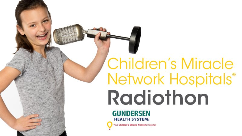 Children's Miracle Network Hospitals Radiothon