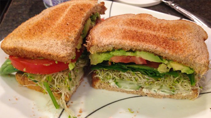 The ultimate veggie sandwich recipe - Gundersen Health System