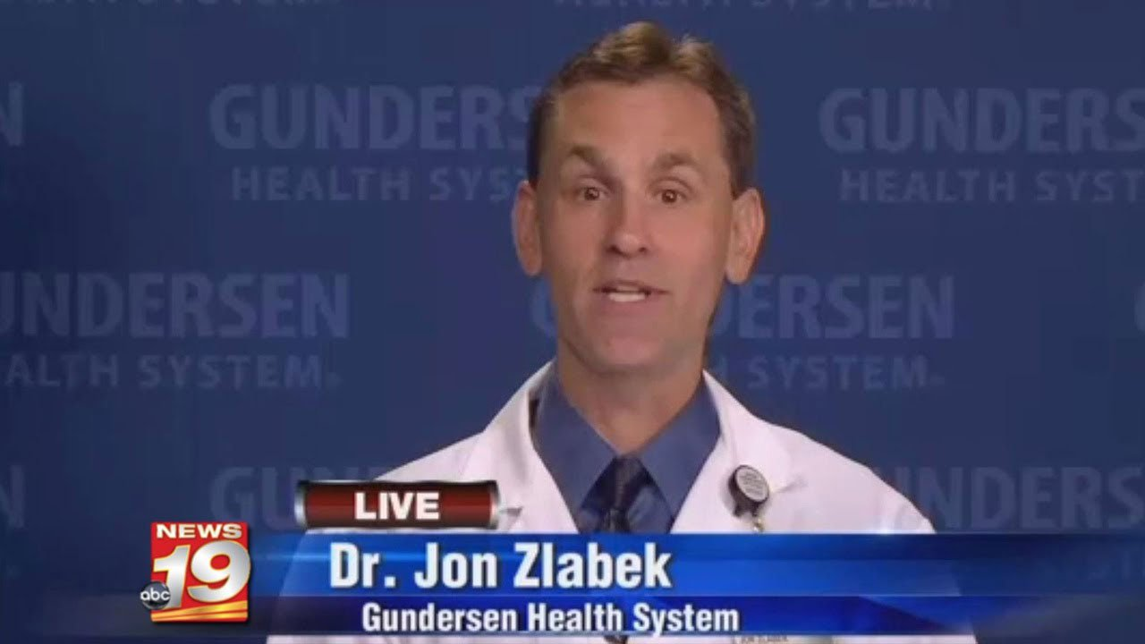 Dr. Zlabek talks about stroke