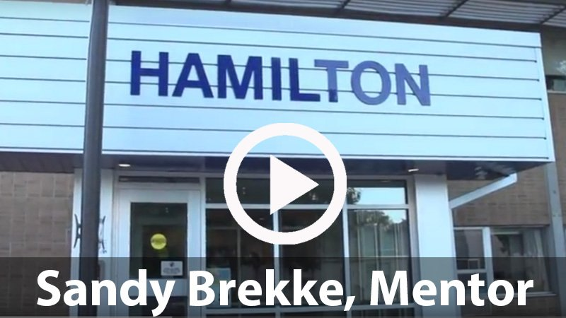 Global Partners Hamilton Mentor video Sandy