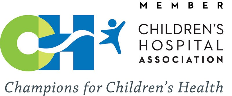 member of the Children's Hospital Association. Champions for Children's Health